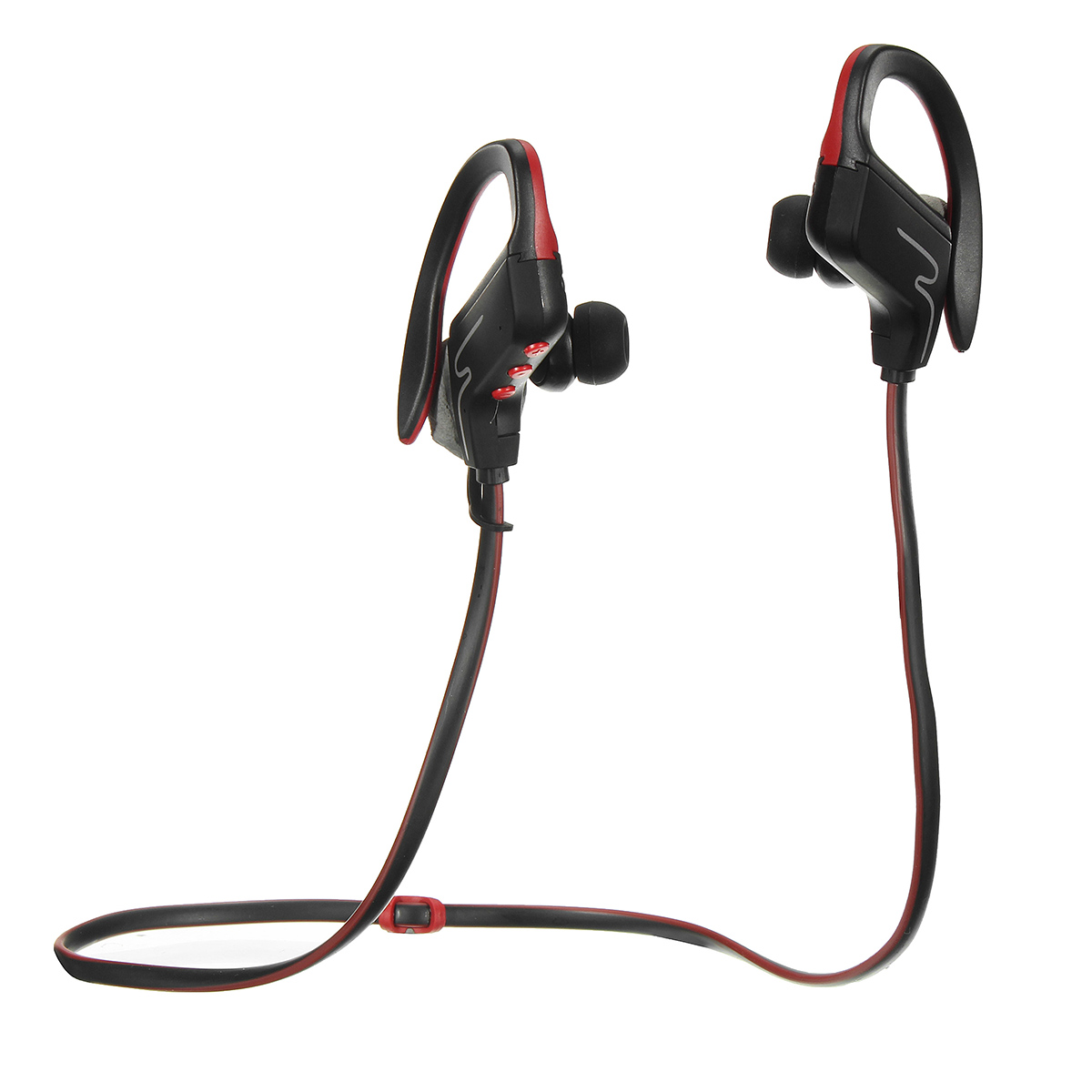 Phrodi sp-6 Sport Waterproof Noise Canceling Wireless Bluetooth V4.1 Headphone Earphone With Mic - banggood.com - imall.com
