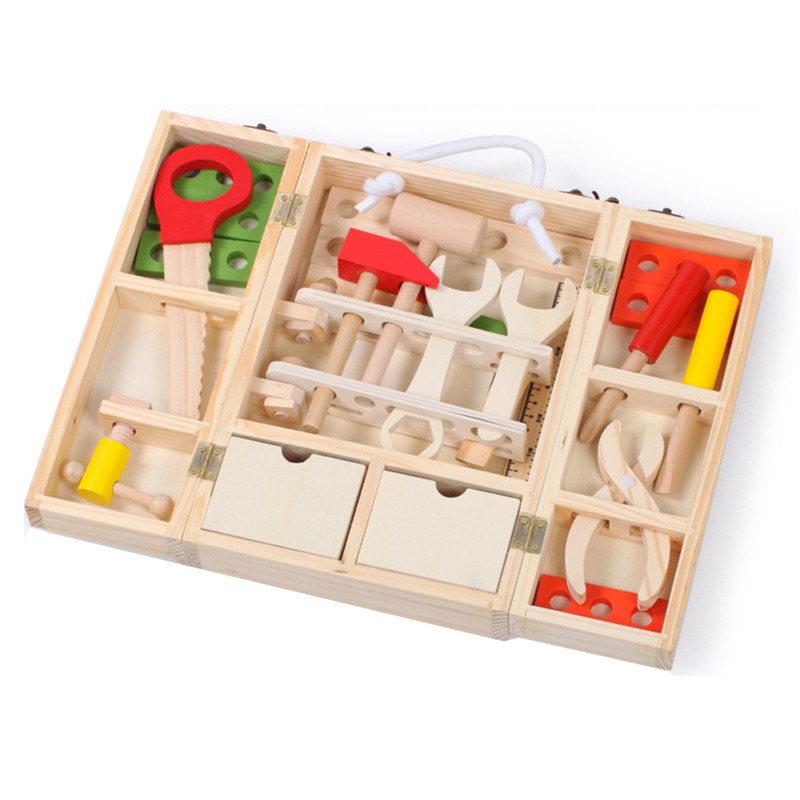 Building Toys For Babies : Kids baby educational play toys sets wooden building block