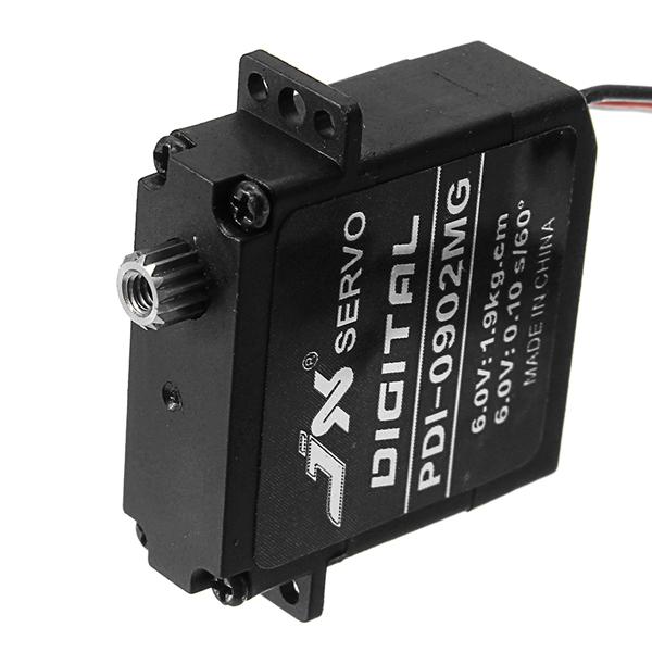 6X JX Servo PDI-2105MG 21g High Torque Digital Standard Servo For RC Model