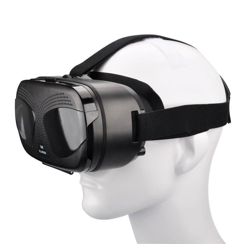 Buy GOGO 3D VR Glasses Virtual Reality 360 Degrees Full View Immersive Gaming Experience