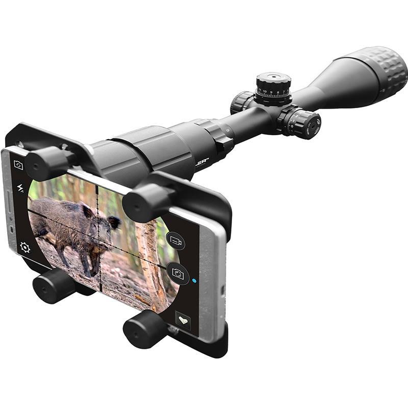 KALOAD Caza Cámara Smartphone Sistema de montaje del adaptador para alcance