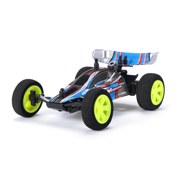 4pcs Velocis 1/32 2.4G RC Racing Car Mutiplayer in Parallel Operate USB Charging Edition Indoor Toy - Photo: 5
