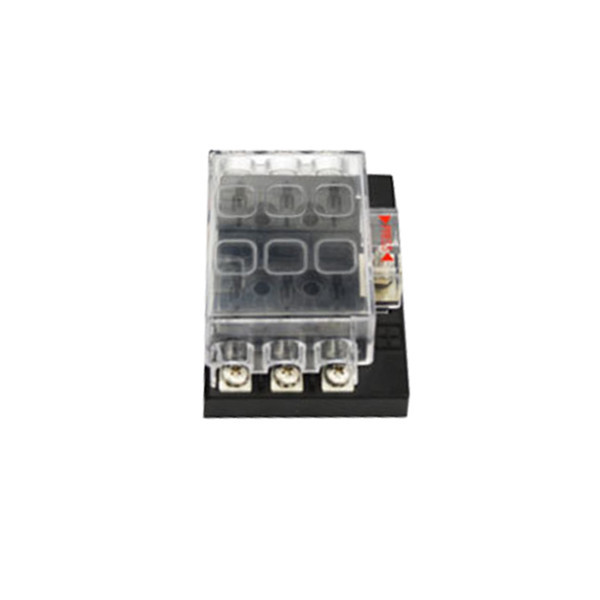 jz5501 jiazhan car 6 way air condition fuse box circuit protect jz5501 jiazhan car 6 way air condition fuse box circuit protect fuse block holder clear cover