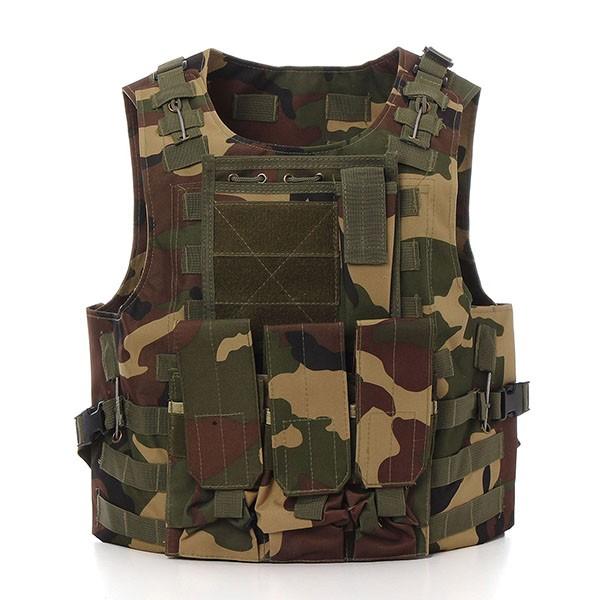 Buy Tactical Military Law Enforcement Assault Army Combat Style Vest