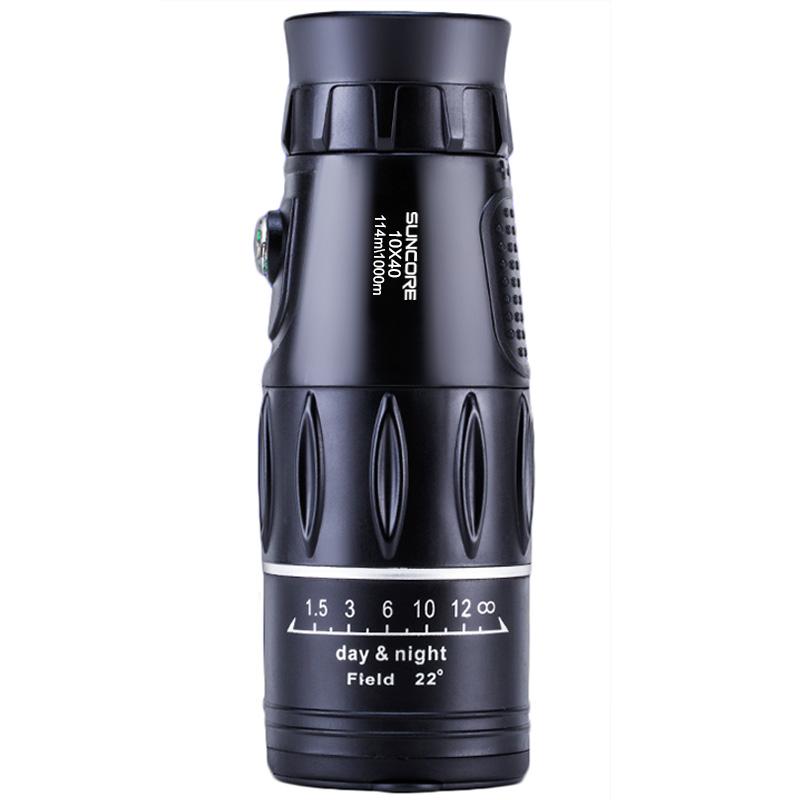 Buy IPRee Navigator 10x40 Monocular Telescope HD Optic Zoom Lens High Definition View Eyepiece