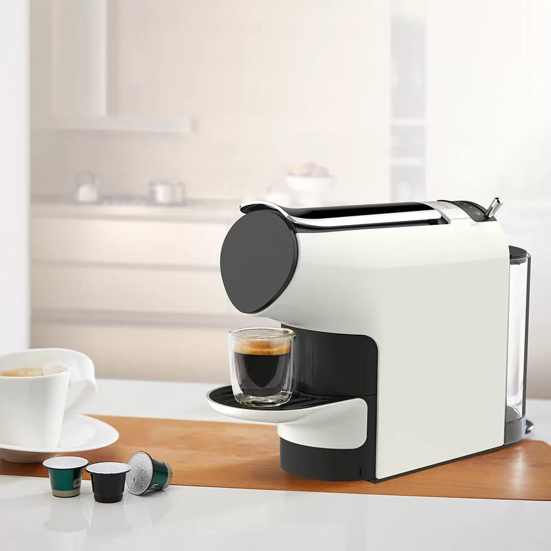 XiaoMi Hogar SCISHARE Máquina de Café de Automática Extracción Cafetera Eléctrica