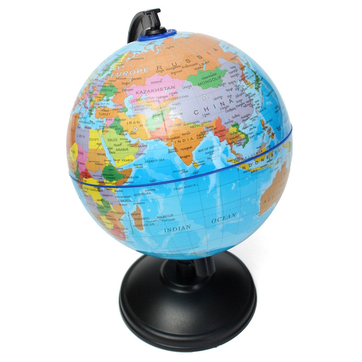 World Globe Christmas Ornament