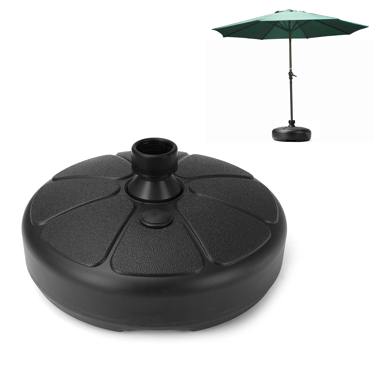 Other Camping Outdoors Ipree 38mm Outdoor Garden Beach Umbrella