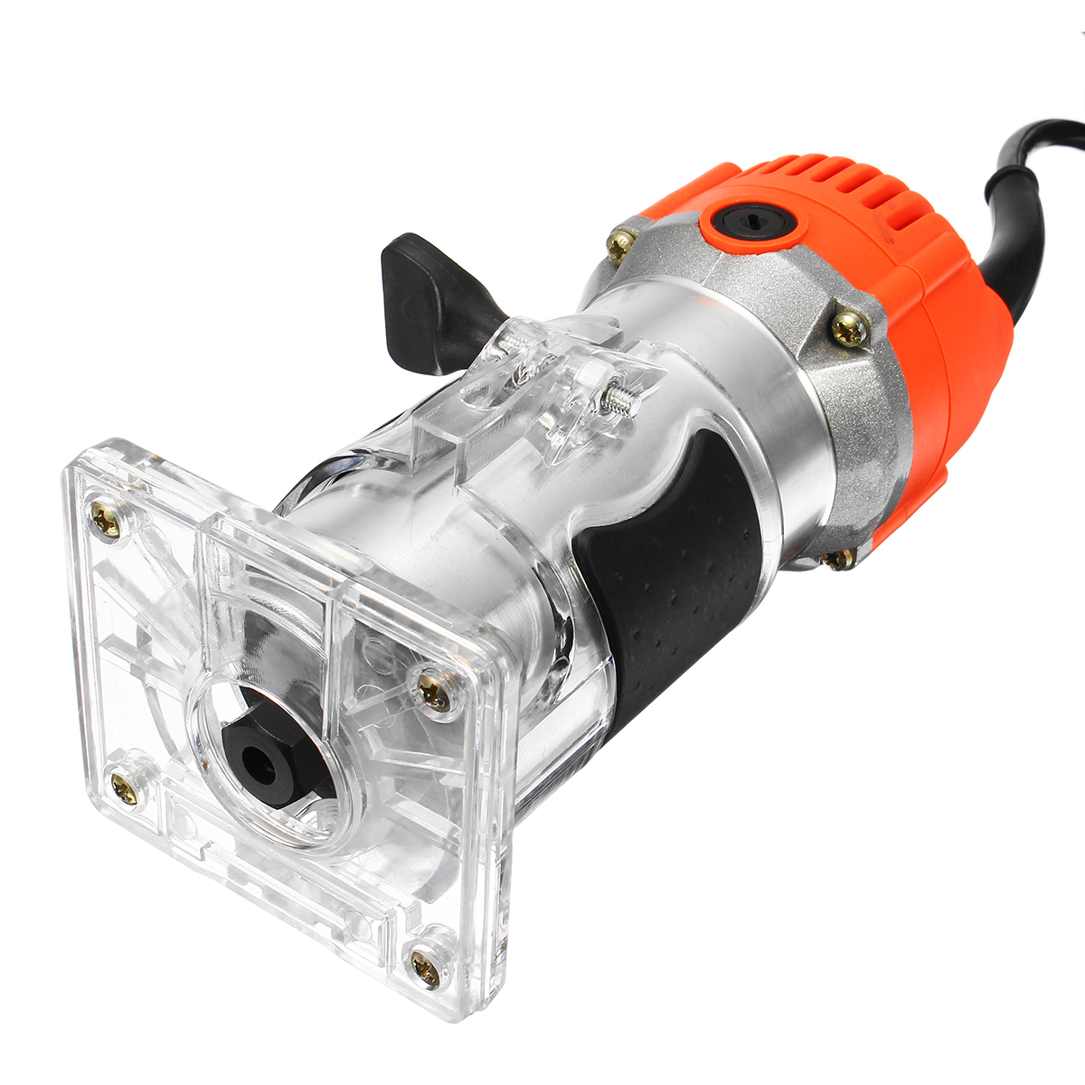 220V 800w 1/4 Inch Corded Electric Hand Trimmer Wood La