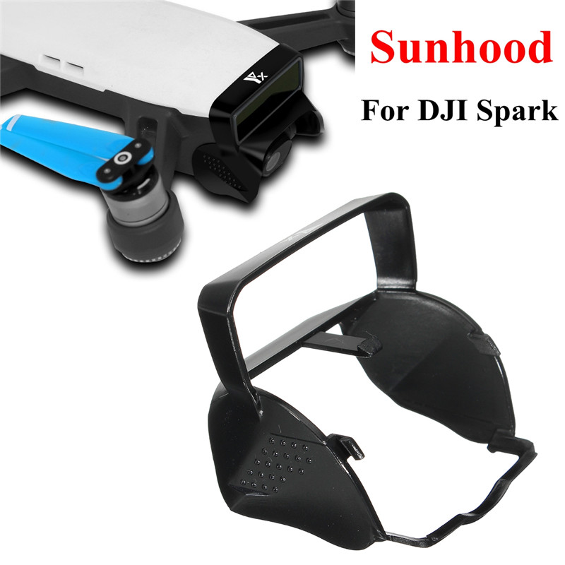 Gimbal Protective Cover Anti-Glare Sun Hood Sunshade For DJI Spark RC Quadcopter