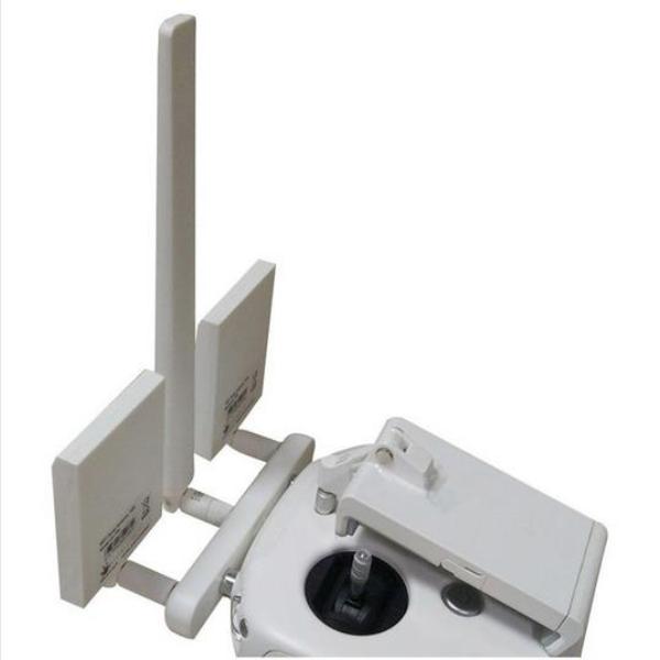 Signal WiFi Range Extender Antenne Kit For DJI Phantom 3 Standard - Photo: 1