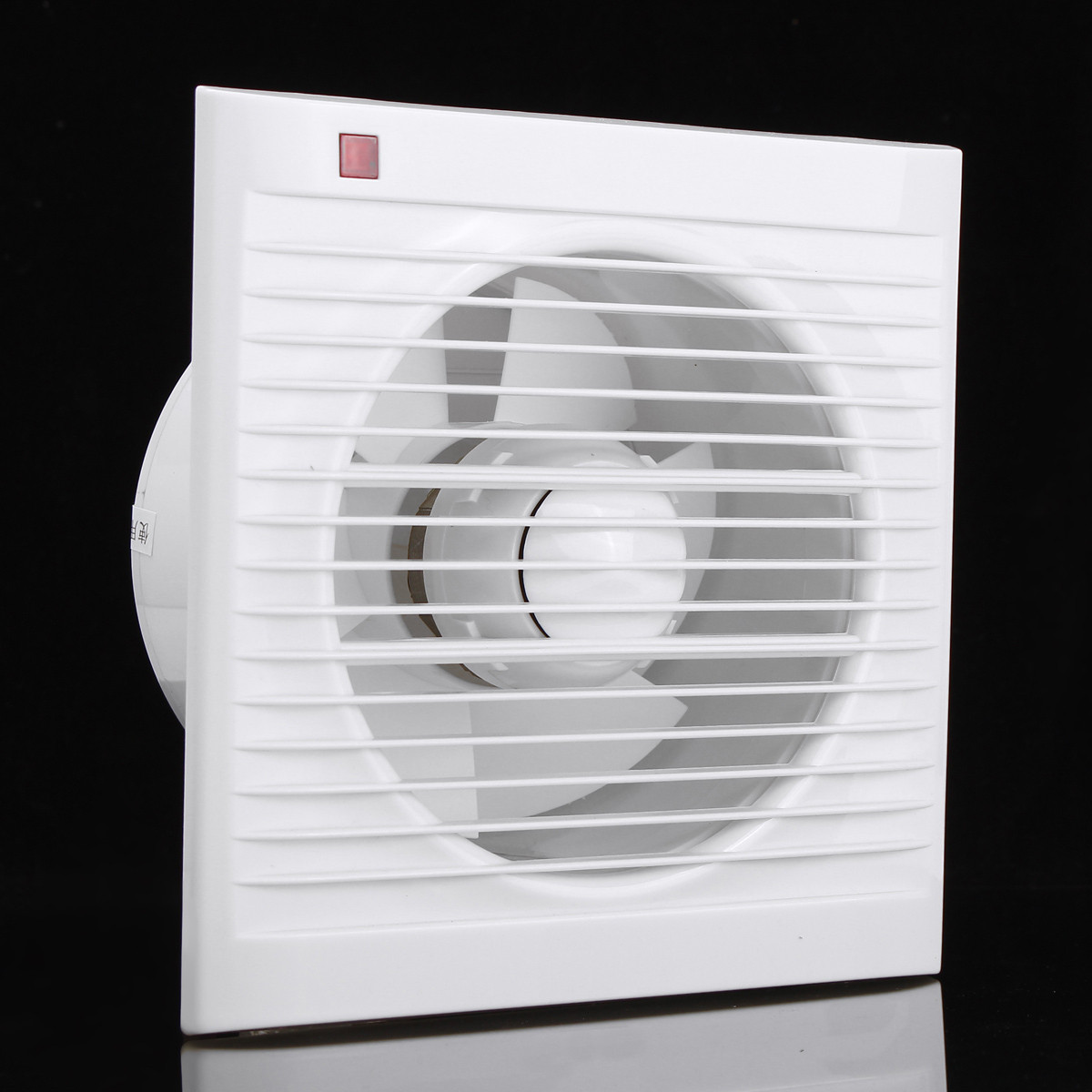 4 6 8 Waterproof Mute Bathroom Extractor Exhaust Fan