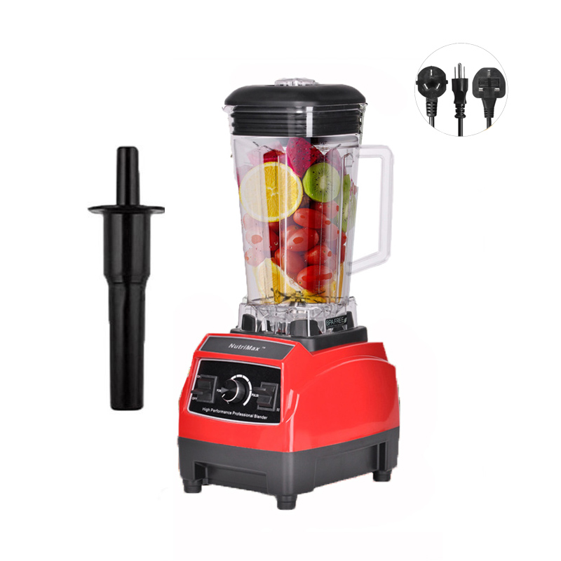 Mezclador Licuadora Fruit Juicer Smoothie Home Multifunctional Food Processor L HP