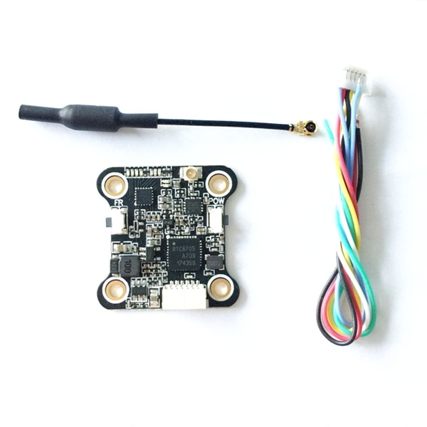 RunCam TX200U VTX 48CH 25mw 200mw Mini Video Transmitter for FPV Racer Drone