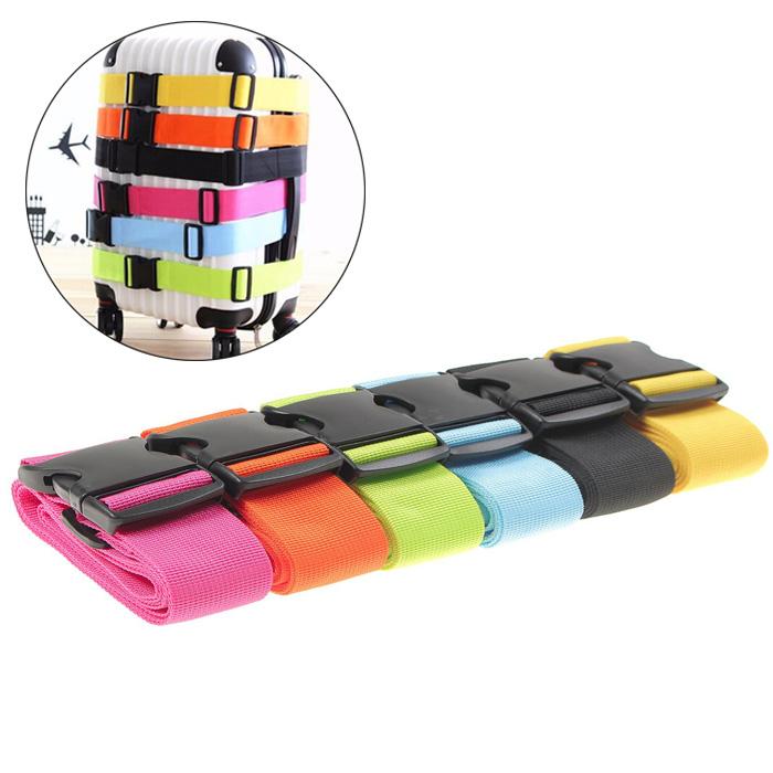 IPRee 185x5CM Adjustable Suitcase Luggage Strap Travel