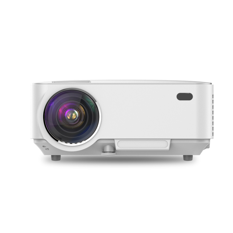 Gigxon g22 projecteur bluetooth portatif 1500 lumens led for Bluetooth micro projector