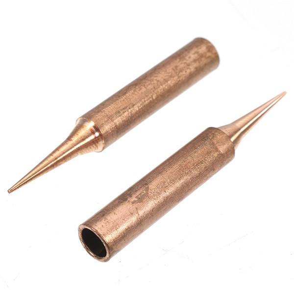 10pcs copper 900m t i soldering iron tip for soldering rework station iron tsui alex nld. Black Bedroom Furniture Sets. Home Design Ideas