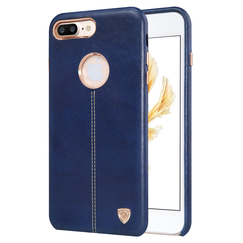 NILLKIN Englon Series Premium Leather Case Cover For Apple iPhone 7 Plus 5.5 Inches