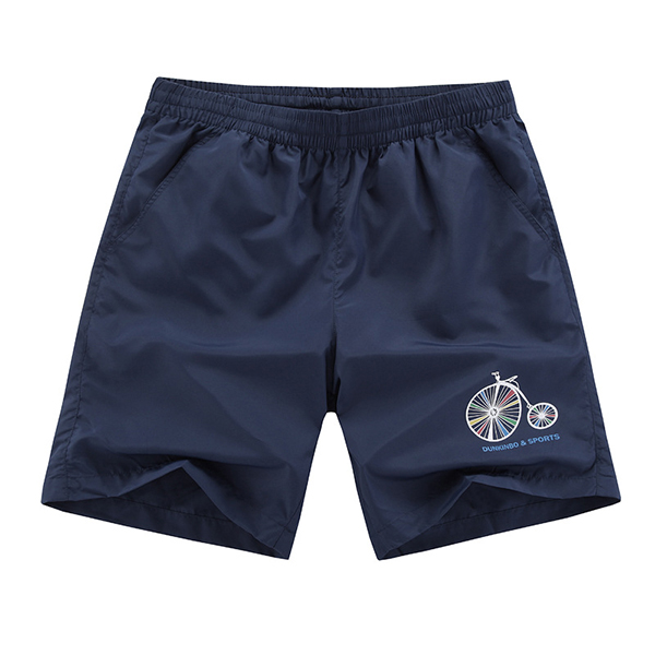 Buy Mens Summer Outdoor Casual Sports Quick-drying Breathable Soft Loose Beach Shorts
