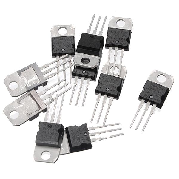 Buy 1L7805CV TO220 L7805 TO-220 7805 LM7805 MC7805 Original IC