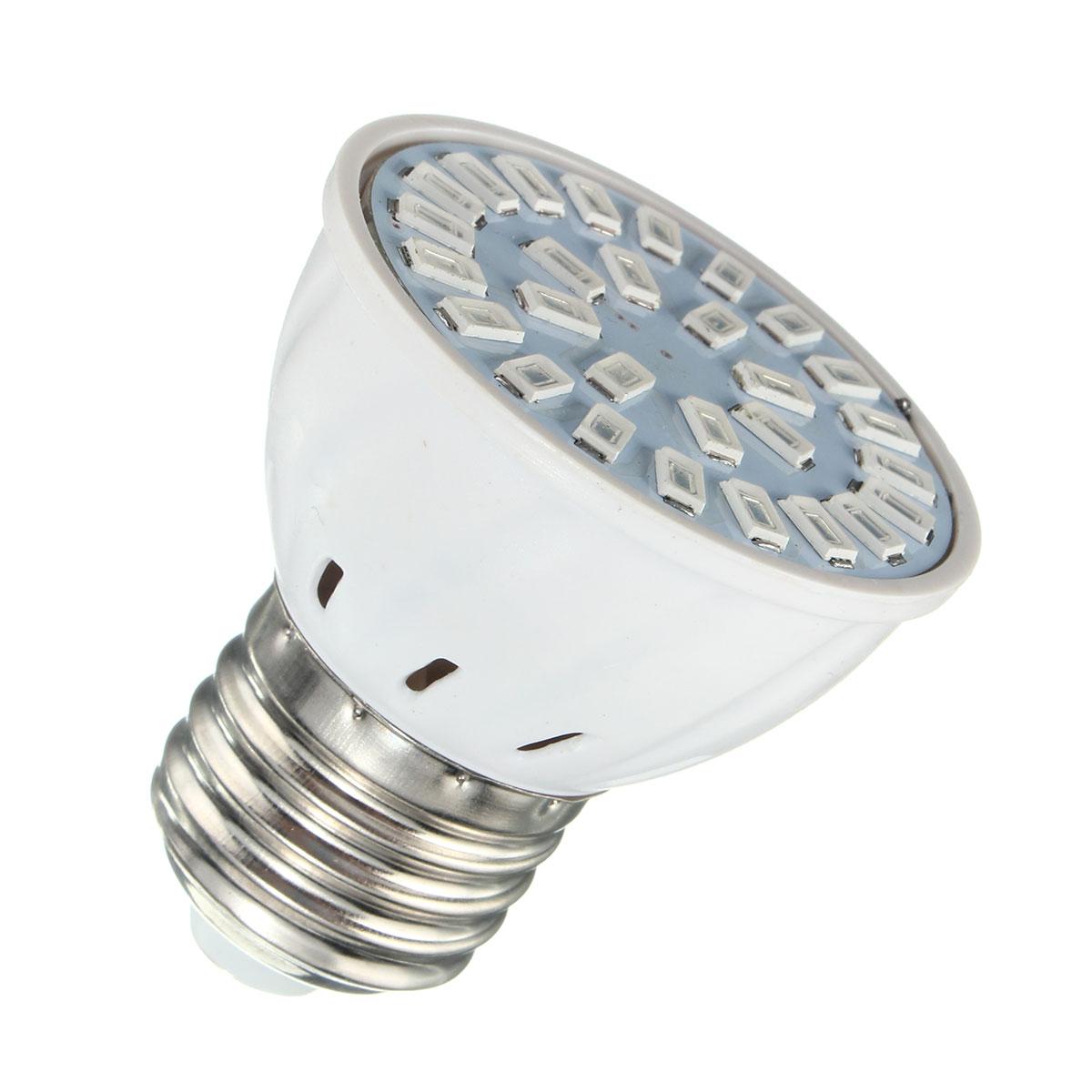 E27 4w Led Grow Light Planting Flower Lamp Bulb Full Sp For Sale