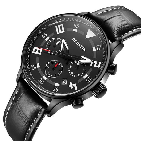 OCHSTIN G hombres de moda reloj de cuarzo reloj de lujo de