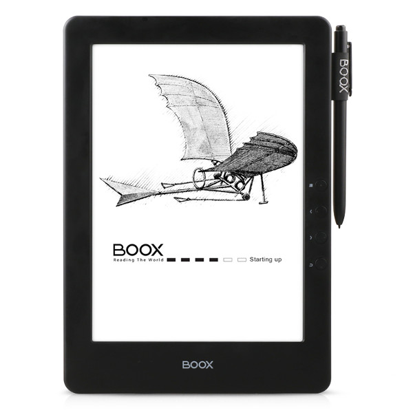 Onyx BOOX N96 9.7 Inch 16G E-Ink Dual Touch Display WIFI Bluetooth E-book Reader