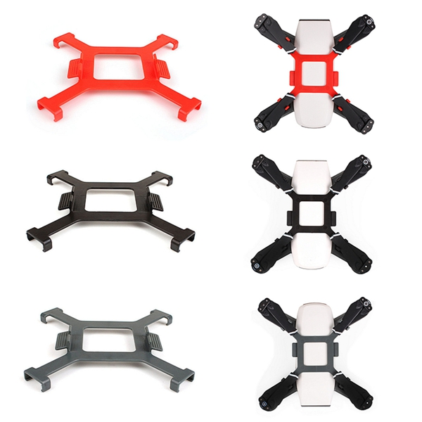 Propeller Props Blades Fixer Holder Mount Protective Guard For DJI Spark Drone  - Photo: 2