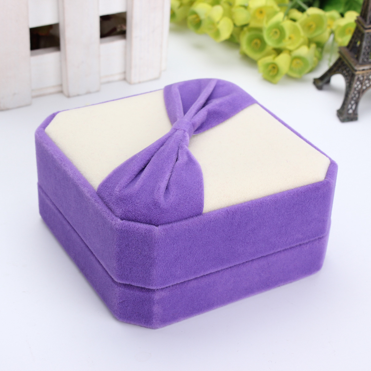 Bowknot Jewelry Case