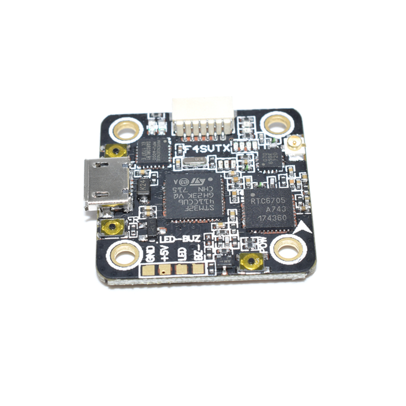 ARTOWER Mini ARF4-SVTX F4 Flight Controller Integrated OSD 48CH 200MW VTX + BLHeli_S 28A 4 in 1 ESC