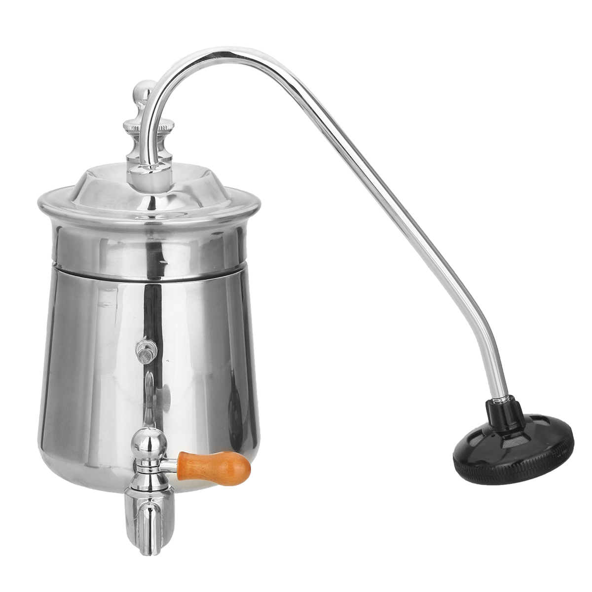 Siphon Coffee Maker Nz : Stainless Steel Diguo Belgium Belgian Royal Balance Syphon Coffee Maker Siphon Brewer TOP Grade ...