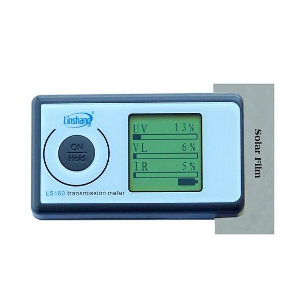 Buy LS160 3 in 1 Solar Film Transmission Meter Energy Spectrum UV/VL/IR