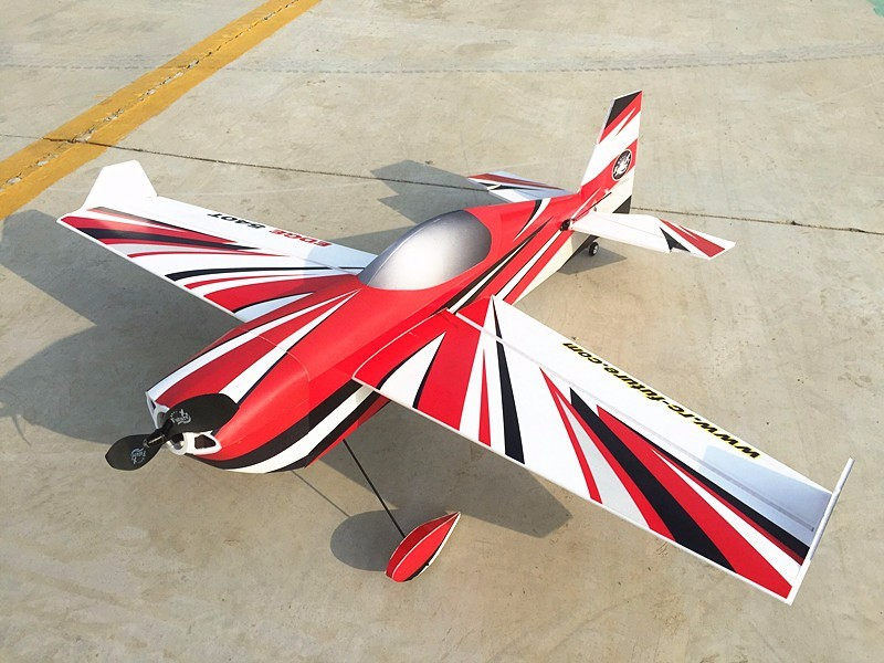 Upgraded Edge 540T PP 15E 952mm Wingspan 3D Aerobatic RC Airplane Kit - Photo: 1