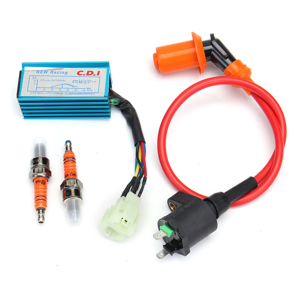 Motorcycle Ignition Coil AC CDI For Honda CRF50 CRF 70