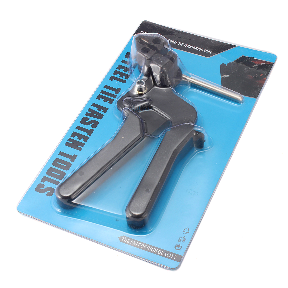 Cable Tie Gun Stainless Steel Ties Automatic Tensioner
