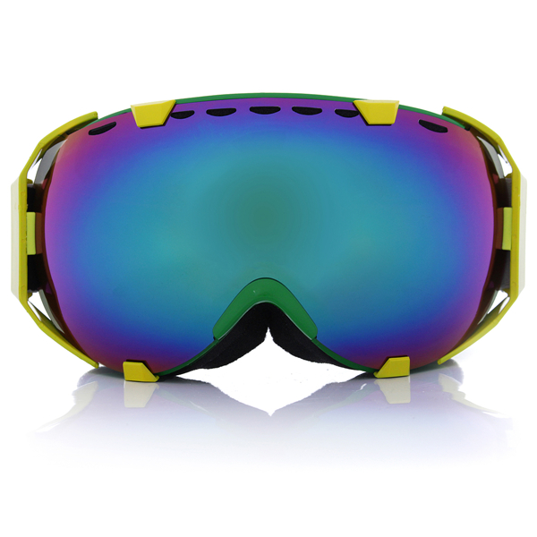 Skiing Goggles Professional Spherical Dual Lens Snowboard Motorcycle Men Women