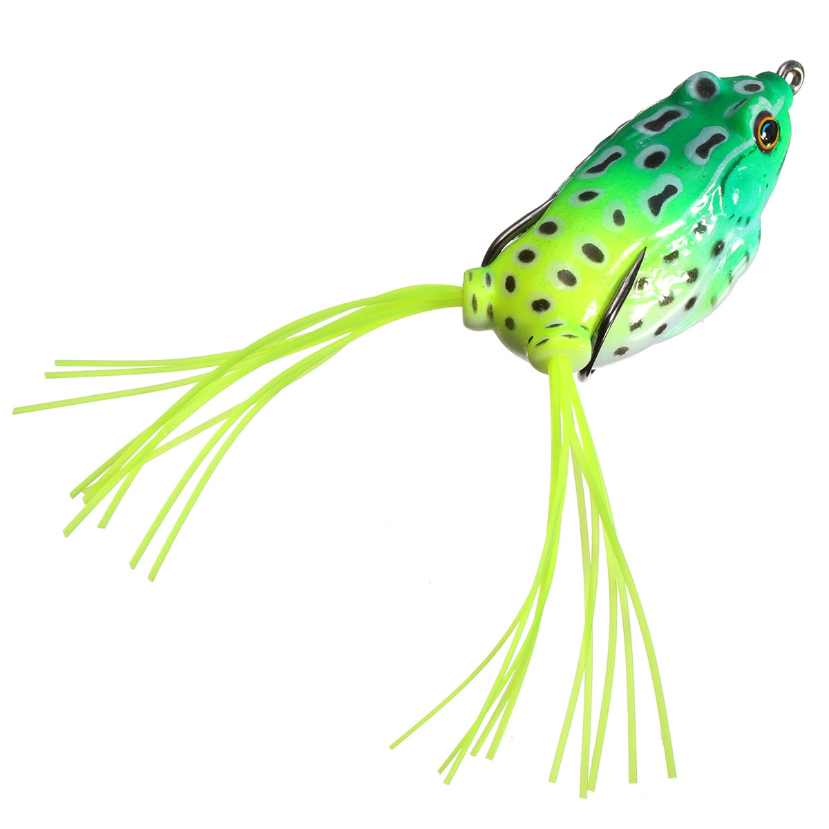 Fishing Lure Soft Frog Baits Frog Hollow Body Soft Bait Fishing Tackle