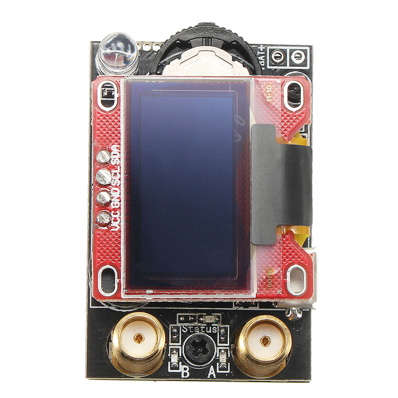 Realacc RX5808 PRO PLUS Open Source 5.8G 48CH Diversity Receiver For Fatshark Dominator Goggles