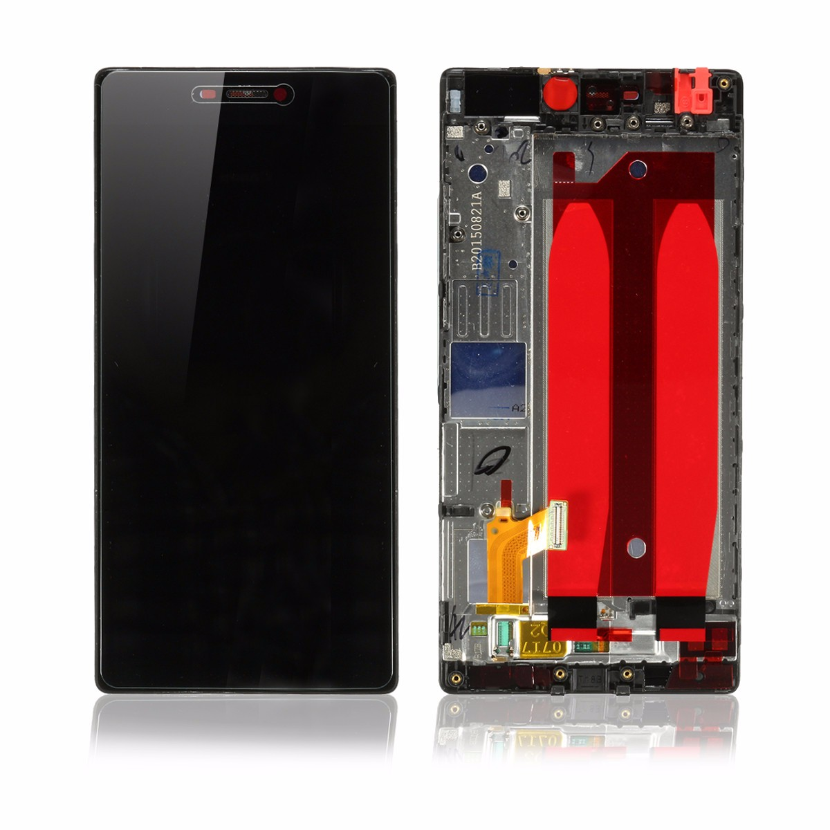 Buy Original LCD Display Assembled Frame Touch Screen For Huawei Ascend P8