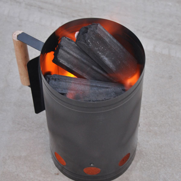 Buy Portable Outdoor Camping Picnic Wood Burning Stove Firewood Charcoal BBQ Barbecue Barrel