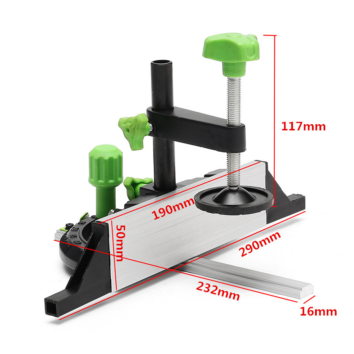 Other Tools - Miter Gauge and Box Joint Jig Kit For Table
