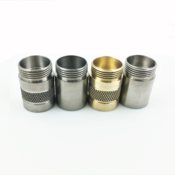 DQG Hobi 10180 Titanium SS Brass Extension Tube (Incomplete Hole)