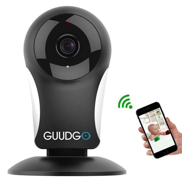 GUUDGO GD-SC11 960P Mini Cloud WIFI IP Camera IR-Cut Ni