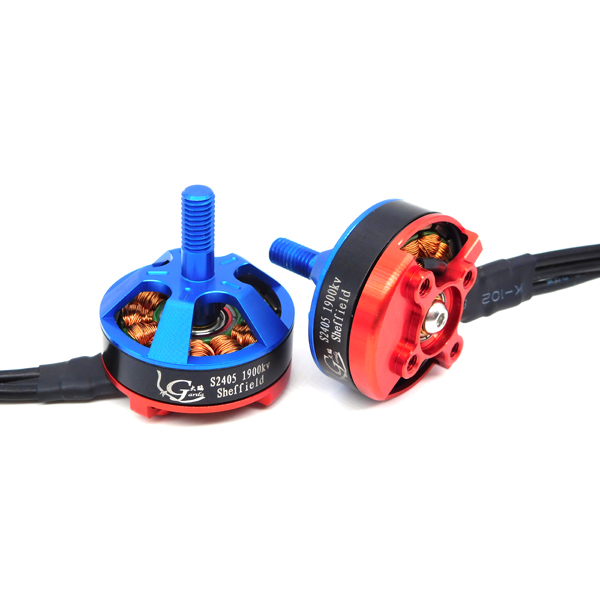 Garila S2405 1900KV 2400KV 2700KV FPV Racing Brushless Motor for FPV Racer 5Pcs Combo