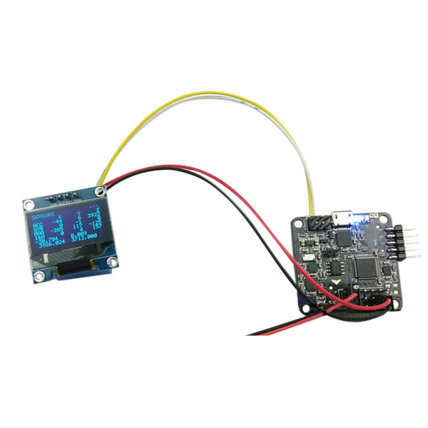 Cleanflight Firmware OLED Display Flight Controller Status Displayer for NAZE32 CC3D - Photo: 3