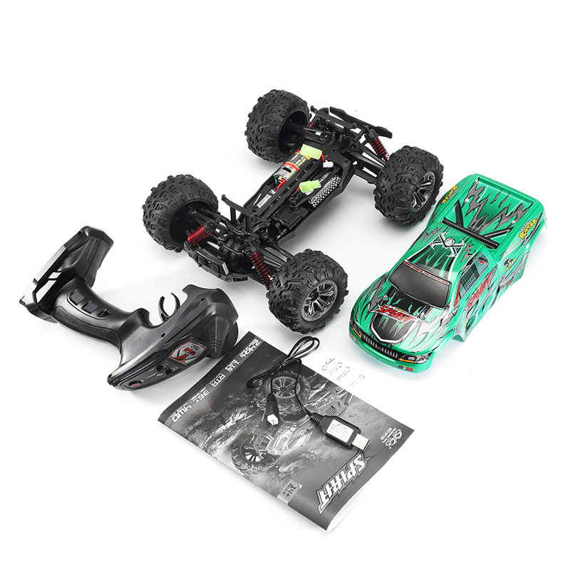9135 1:16 2.4G Remote Control Car 4WD RC Car