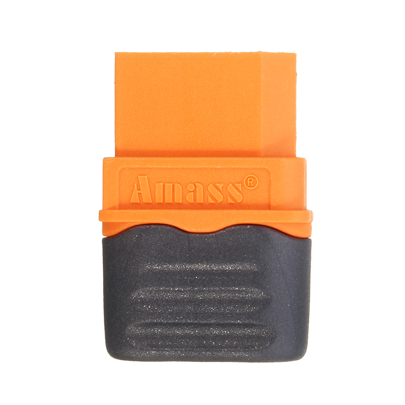 Smart Time Xt 08 >> AMASS XT60i Female Connector Plug with Sheath Housing for BattGo Smart Lipo Battery | Alex NLD