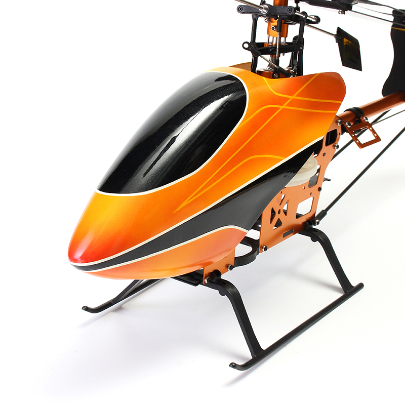 XFX 500 Glass Fiber Canopy RC Helicopter Parts Canopy  - Photo: 2