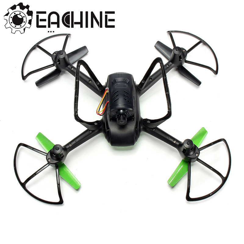 Eachine H99D 3MP Wide-Angle HD Camera 2.4G 6 Axis Headless Mode RC Quadcopter RTF