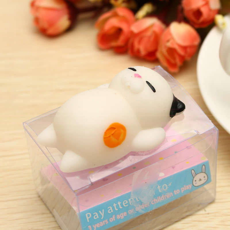 Squishy Collection : Cat Kitten Squishy Squeeze Cute Healing Toy Kawaii Collection Stress Reliever Gift Decor Sale ...